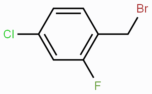4-Chloro-2-fluorobenzyl bromide
