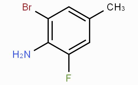 2-Bromo-6-fluoro-4-methylaniline