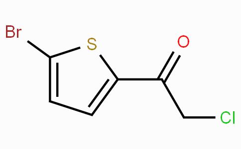 1-(5-Bromo-thiophen-2-yl)-2-chloro-ethanone