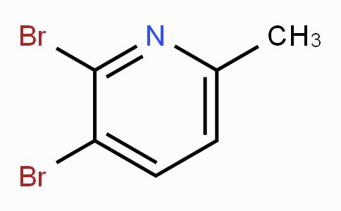 2,3-Dibromo-6-picoline