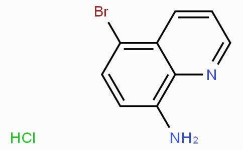 5-Bromo-quinolin-8-ylamine hydrochloride