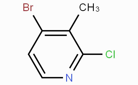 4-Bromo-2-chloro-3-picoline