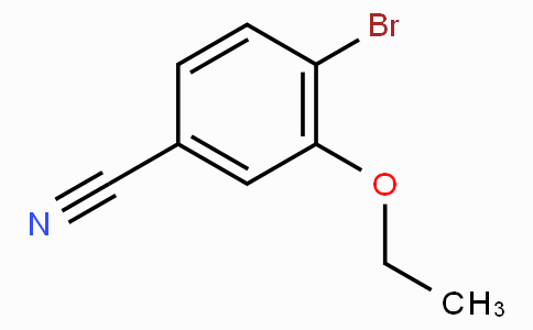 4-Bromo-3-ethoxybenzonitrile