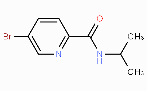 N-isopropyl 5-bromopicolinamide