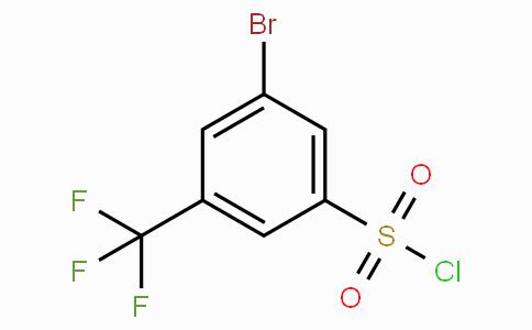 3-Bromo-5-(trifluoromethyl)benzenesulfonylchloride