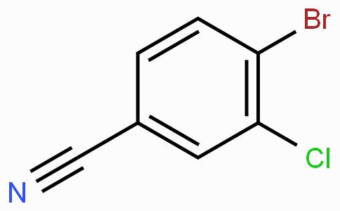 4-Bromo-3-chlorobenzonitrile
