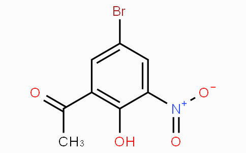 5'-Bromo-2'-hydroxy-3'-nitroacetophenone