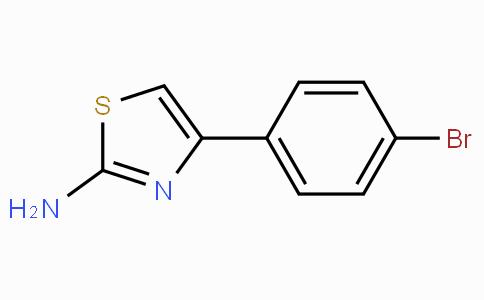 2-Amino-4-(4-bromophenyl)thiazole