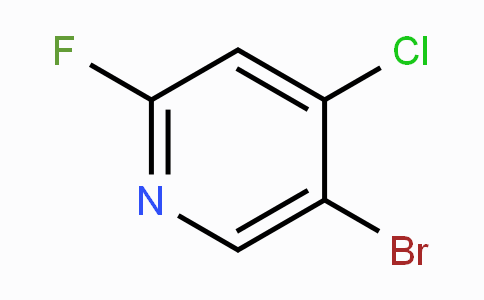5-Bromo-4-chloro-2-fluoropyridine