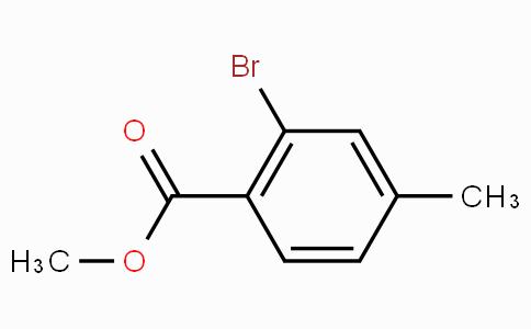 Methyl 2-bromo-4-methylbenzoate