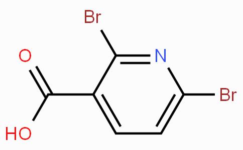 2,6-Dibromo-3-pyridinecarboxylic acid