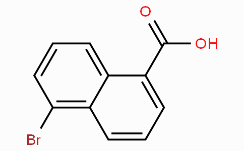 5-Bromonaphthalene-1-carboxylic acid