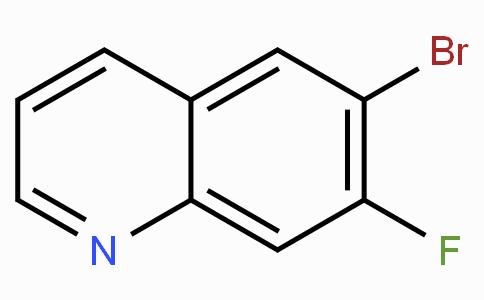 6-溴-7-氟喹啉
