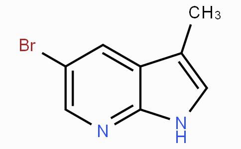 5-Bromo-3-methyl-1H-pyrrolo[2,3-b]pyridine