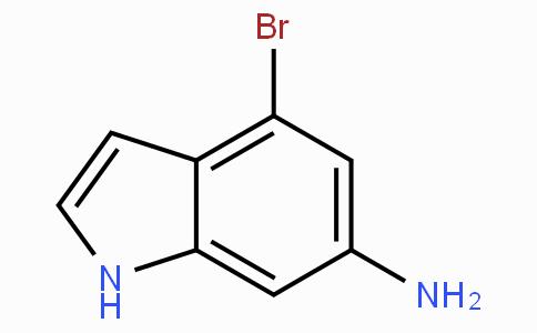 4-Bromo-6-aminoindole