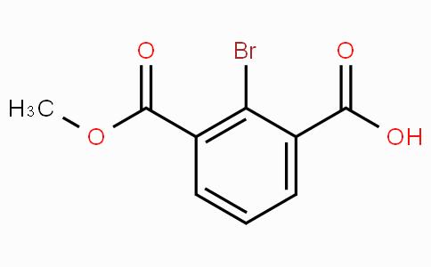 2-Bromo-isophthalic acid monomethyl ester