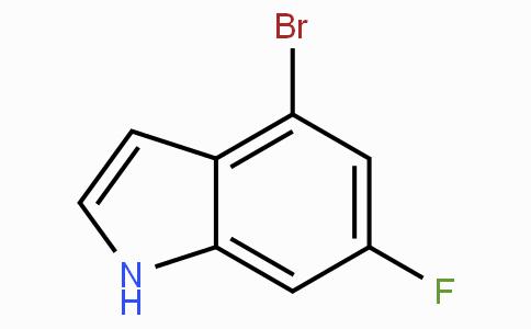 4-Bromo-6-fluoroindole