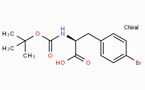 Boc-L-4-溴苯丙氨酸