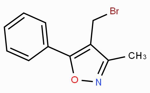 4-Bromomethyl-3-methyl-5-phenylisoxazole