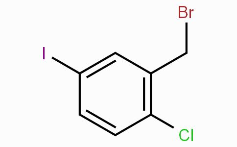 2-(Bromomethyl)-1-chloro-4-iodobenzene