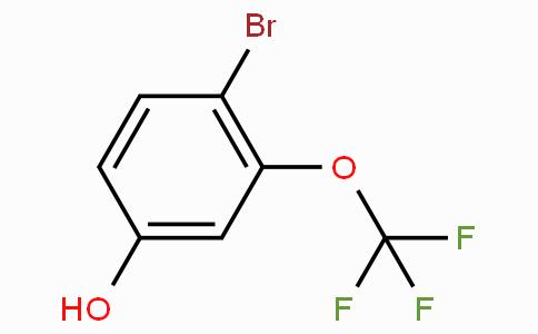 4-Bromo-3-(trifluoromethoxy)phenol