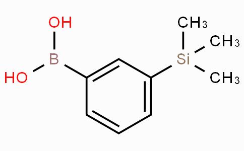 3-(Trimethylsilyl)phenylboronic acid