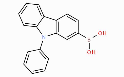 9-Phenyl-9H-carbazol-2-ylboronic acid