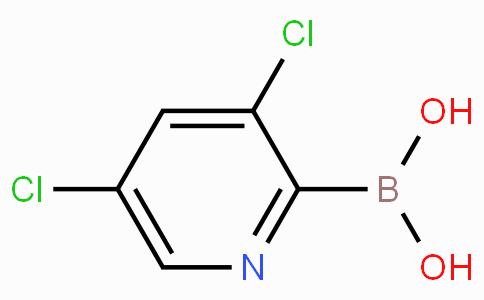 3,5-Dichloropyridine-2-boronicacid