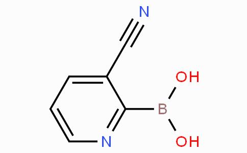 3-Cyanopyridine-2-boronicacid