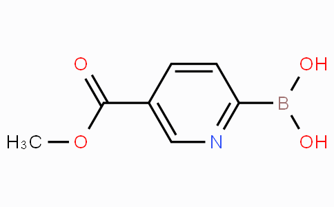 5-(Methoxycarbonyl)pyridine-2-boronicacid