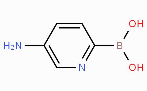 5-Aminopyridine-2-boronicacid