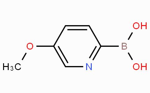 5-Methoxypyridine-2-boronicacid