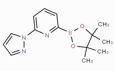 6-(1H-Pyrazol-1-yl)pyridine-2-boronicacidpinacolester