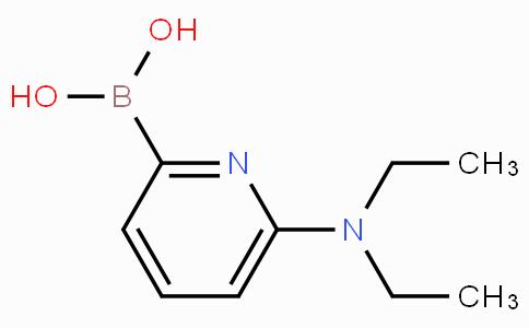 6-(Diethylamino)pyridine-2-boronicacid