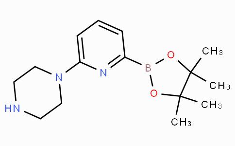 6-(Piperazin-1-yl)pyridine-2-boronicacidpinacolester