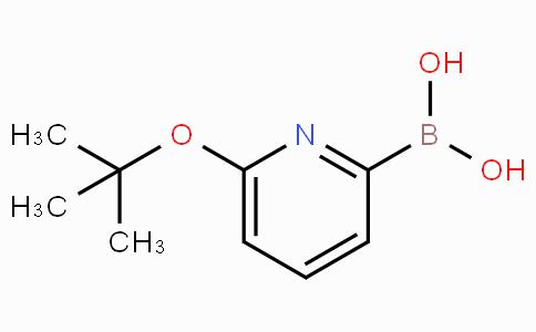 6-(tert-Butoxy)pyridine-2-boronicacid