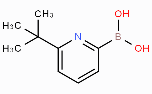 6-(tert-Butyl)pyridine-2-boronicacid
