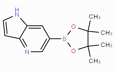 1H-Pyrrolo[3,2-B]pyridine-6-boronicacidpinacolester