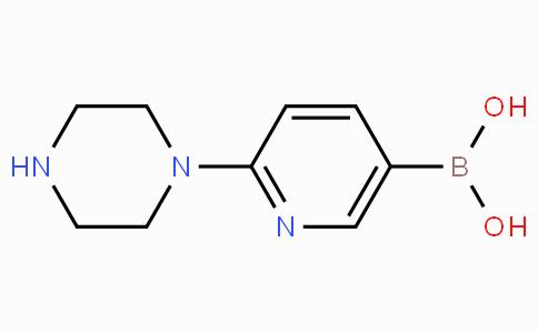 2-(Piperazin-1-yl)pyridine-5-boronicacid