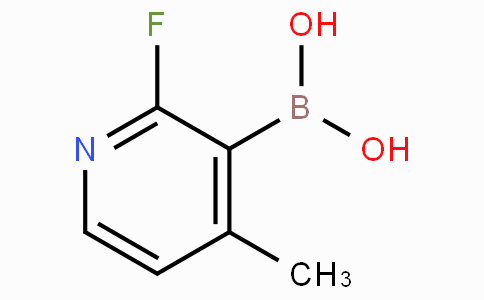 2-Fluoro-4-methylpyridine-3-boronicacid