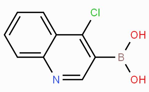 4-Chloroquinoline-3-boronicacid