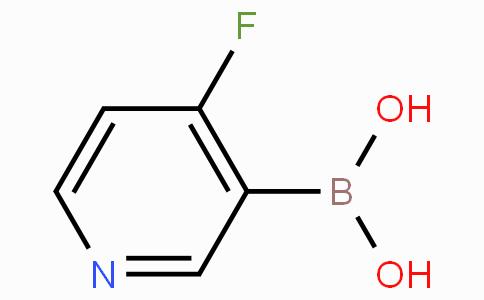 4-Fluoropyridine-3-boronicacid