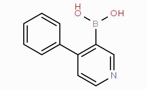 4-Phenylpyridine-3-boronicacid