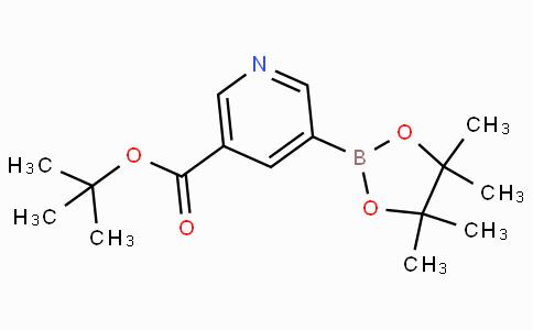 5-(tert-Butoxycarbonyl)pyridine-3-boronicacidpinacolester