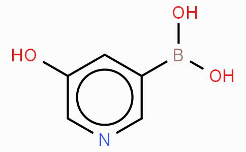 5-hydroxypridine-3-boronicacid