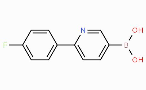 6-(4-Fluorophenyl)pyridine-3-boronicacid