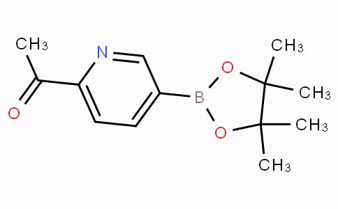 6-Acetylpyridine-3-boronicacidpinacolester