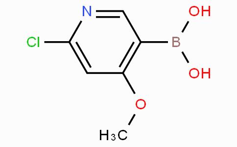 6-Chloro-4-methoxypyridine-3-boronicacid