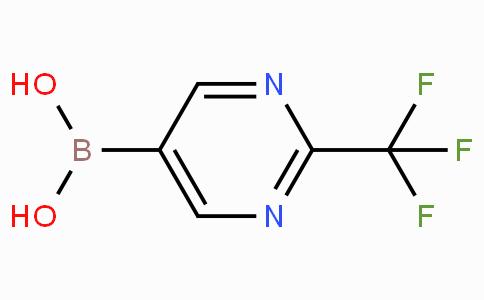(2-(Trifluoromethyl)pyrimidin-5-yl)boronicacid