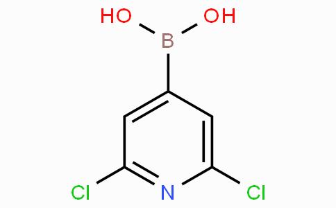 2,6-二氯吡啶-4-硼酸